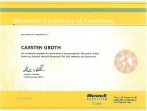 Microsoft Dynamics CRM 2011 Installation and Deployment