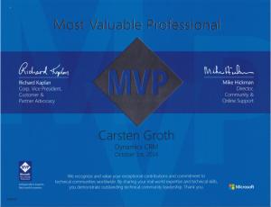 MVPCert_2014